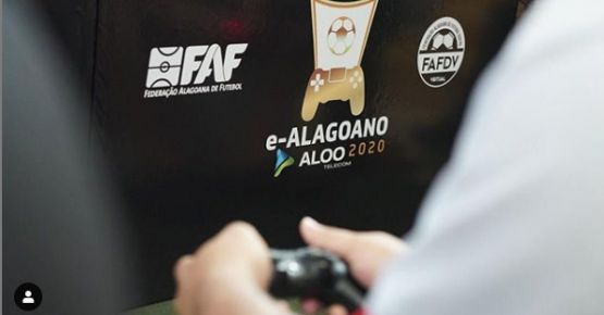 ASA e ASA decidem o título do e-Alagoano 2020